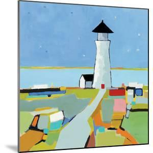 To the Lighthouse by Phyllis Adams