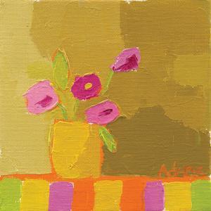 Yellow Vase by Phyllis Adams