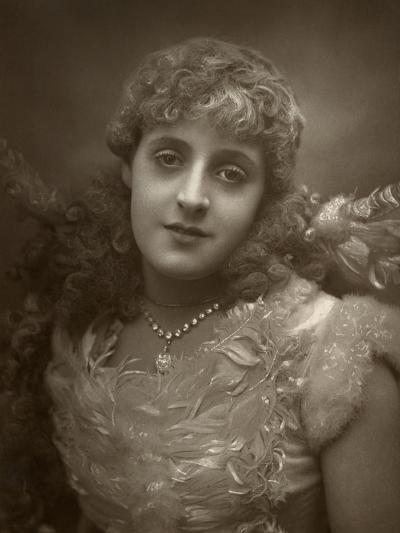 Phyllis Broughton, British Actress, 1884-Samuel A Walker-Photographic Print