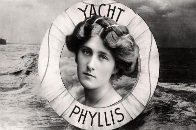 Phyllis Dare (1890-197), English Actress, 1907--Giclee Print