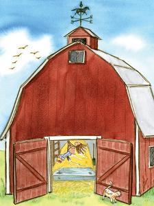 The Barn - Jack & Jill by Phyllis Harris