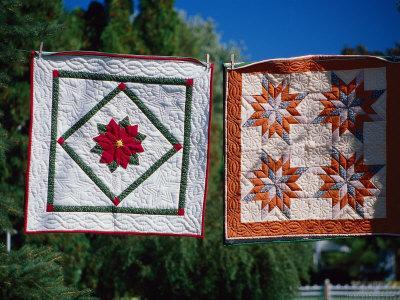 Amish Quilts, Lancaster, PA