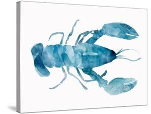 Blue Lobster by PI Creative Art