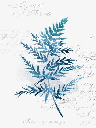 Botanical Blue I