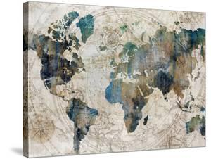 Celestial Map by PI Creative Art