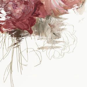 Crimson Lust Iii by PI Creative Art