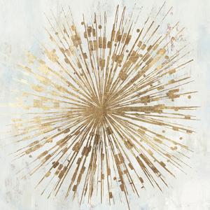 Golden Star by PI Creative Art