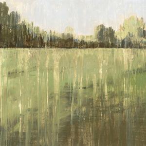 Green Field I by PI Creative Art