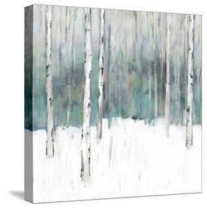 Winters Trail II by PI Creative Art