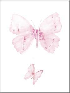 Pink Butterflys II by PI Juvenile