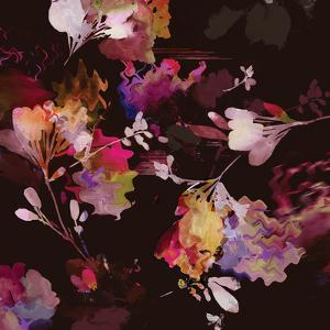 Glitchy Floral III by PI Studio