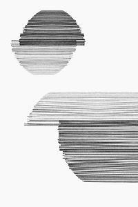 Gray on Gray I by PI Studio
