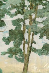 Green Tree Line II by PI Studio