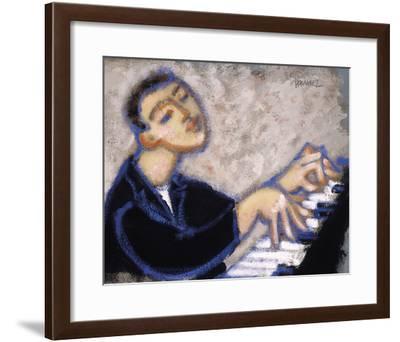 Piano-Marsha Hammel-Framed Giclee Print