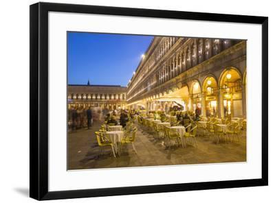 Piazza San Marco, Venice, UNESCO World Heritage Site, Veneto, Italy, Europe-Frank Fell-Framed Photographic Print