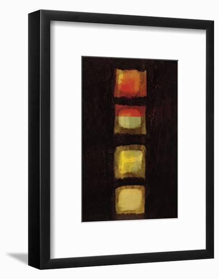 Picante II-Candice Alford-Framed Giclee Print
