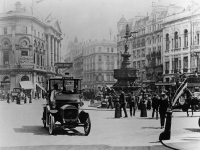 Piccadilly Circus, 1910
