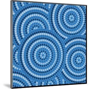 Aboriginal Abstract Art by Piccola