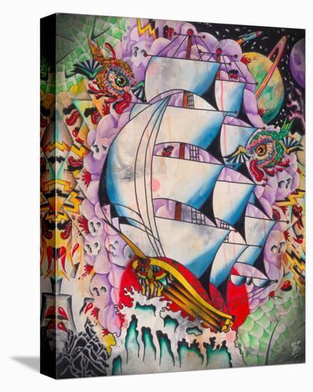 Picky Nicky-Sid Stankovits-Stretched Canvas Print