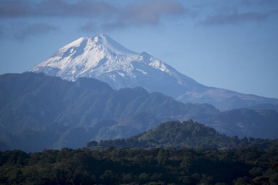 Pico de Orizaba, Mexico, North America-Peter Groenendijk-Photographic Print