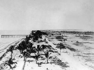 Early South Beach, Miami by Pictorial Parade