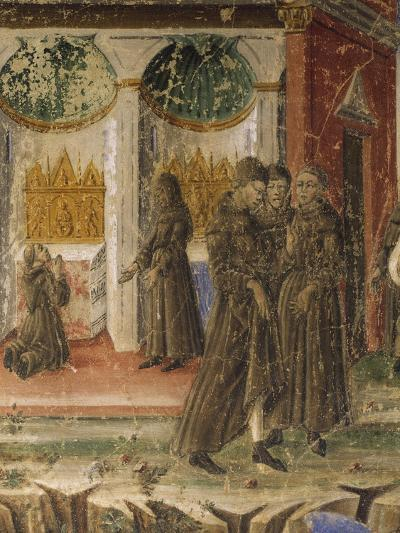 Picture of Monastic Life--Giclee Print