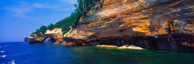 Pictured Rocks National Lakeshore, Lake Superior, Michigan, USA
