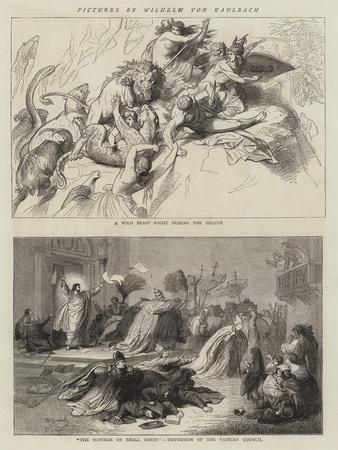 Pictures by Wilhelm Von Kaulbach-Wilhelm Von Kaulbach-Giclee Print