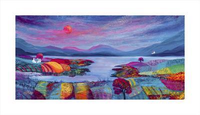 Picturesque Loch-Kathleen Buchan-Limited Edition