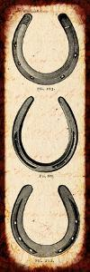 Lucky Horseshoes by Piddix