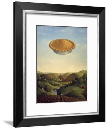 Pie in the Sky-Dan Craig-Framed Premium Giclee Print