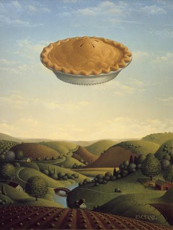 Pie in the Sky Giclee Print by Dan Craig | Art.com