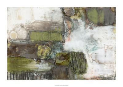 Pieced Earth I-Jennifer Goldberger-Limited Edition