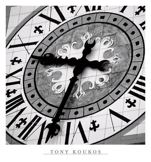 Pieces of Time III-Tony Koukos-Art Print