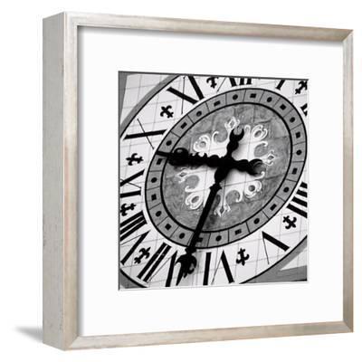 Pieces of Time III-Tony Koukos-Framed Art Print