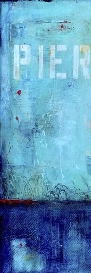 Pier 34 I-Erin Ashley-Art Print