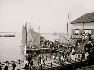 Pier at the Inlet, Atlantic City, N.J.