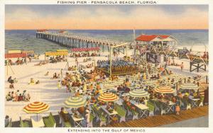 Pier, Beach, Pensacola. Florida