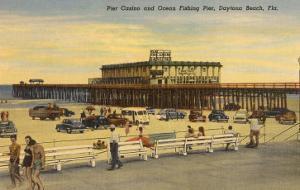 Pier, Casino, Daytona Beach, Florida