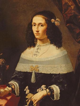 Portrait of a Woman by Pier Francesco Cittadini
