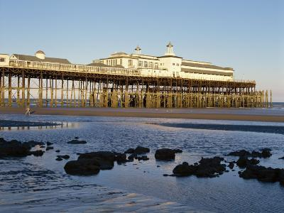 Pier, Hastings, Sussex, England, United Kingdom, Europe-Scholey Peter-Photographic Print