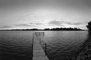 Pier in a Lake, Lake Minnetonka, Minnesota, USA