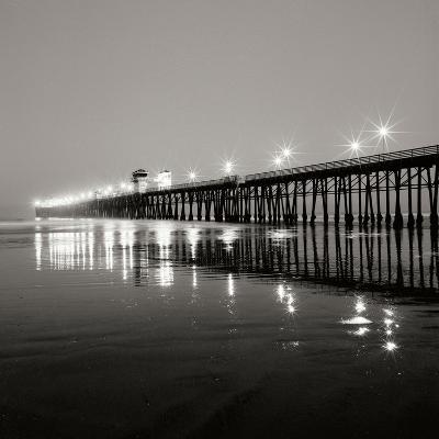 Pier Night 1-Lee Peterson-Photographic Print