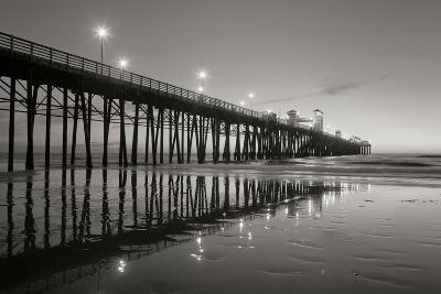 Pier Night 2-Lee Peterson-Photographic Print