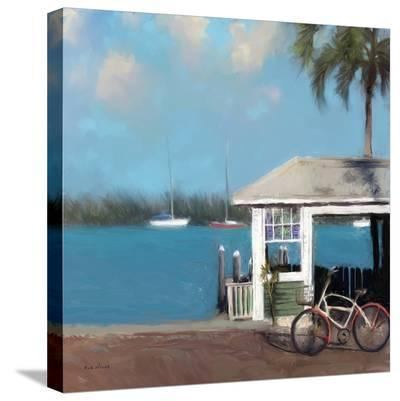 Pier One-Kurt Novak-Stretched Canvas Print
