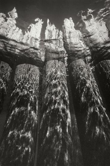 Pier Pilings 7-Lee Peterson-Photographic Print