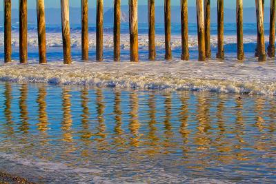 Pier Reflections I-Lee Peterson-Photo