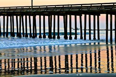 Pier Silhouette II-Lee Peterson-Photo