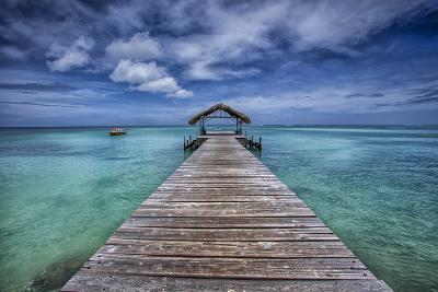 Pier to Paradise-Timothy Corbin-Photographic Print