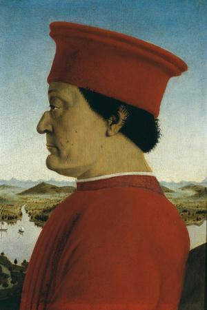 Duke of Urbino, Battista Sforza